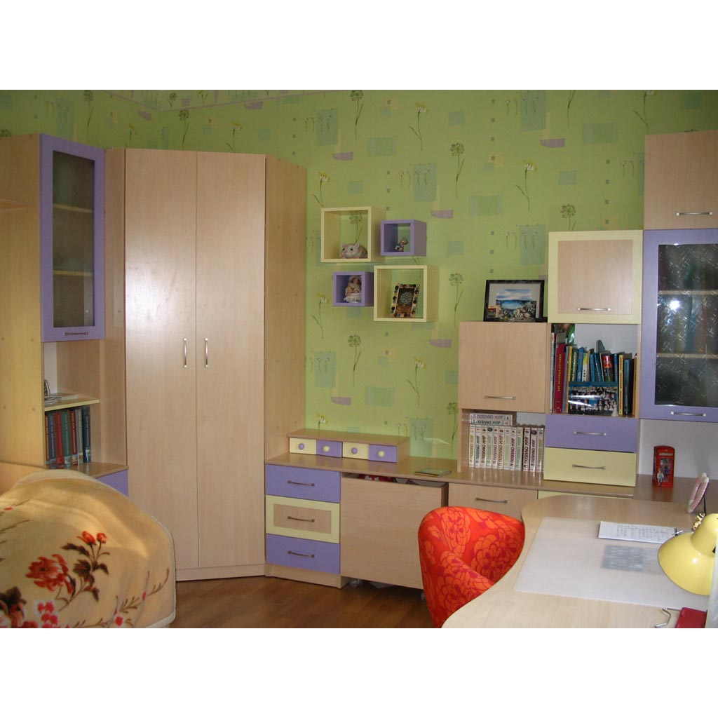 Детские комнаты в Северодвинске - 04big 5