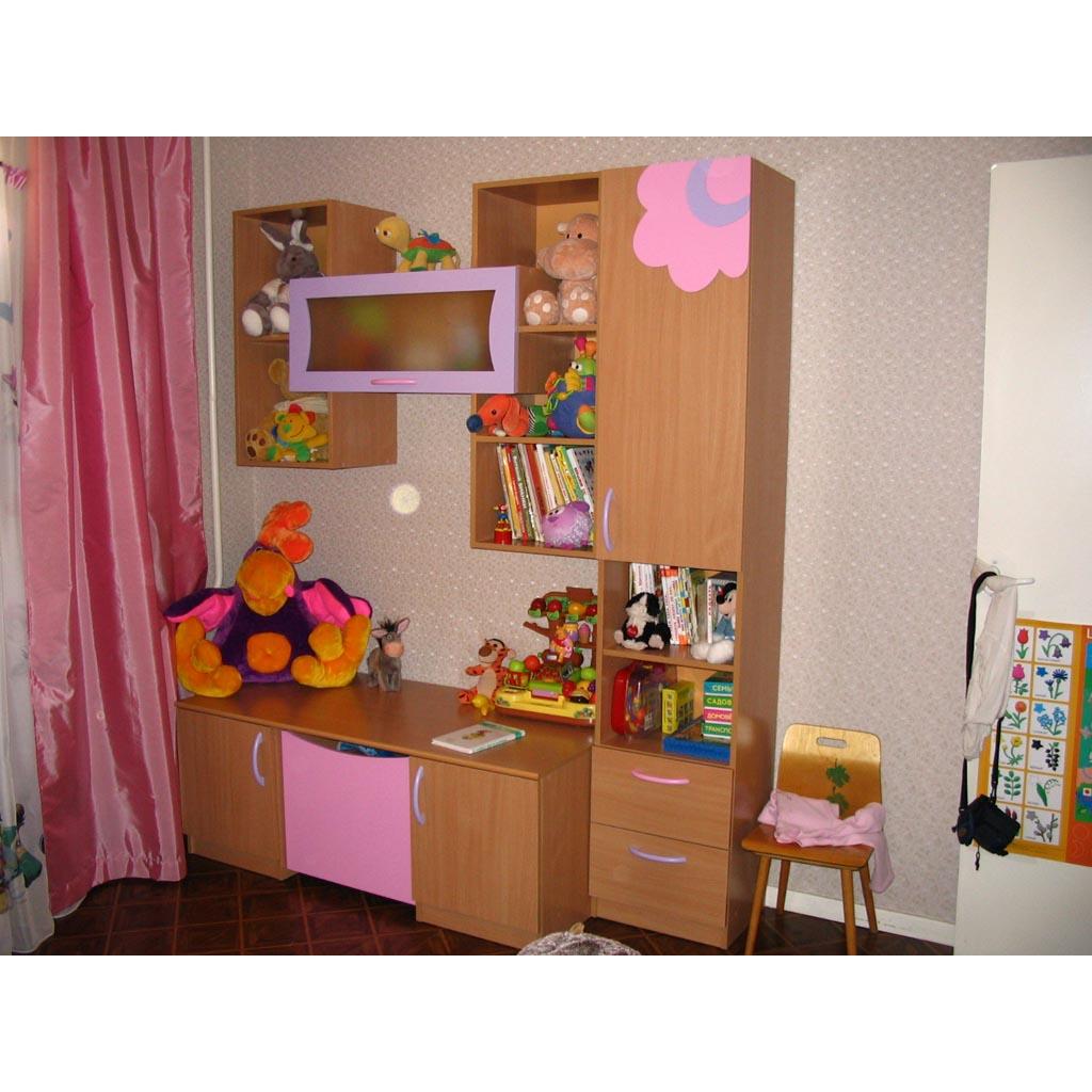 Детские комнаты в Северодвинске - 07big 5