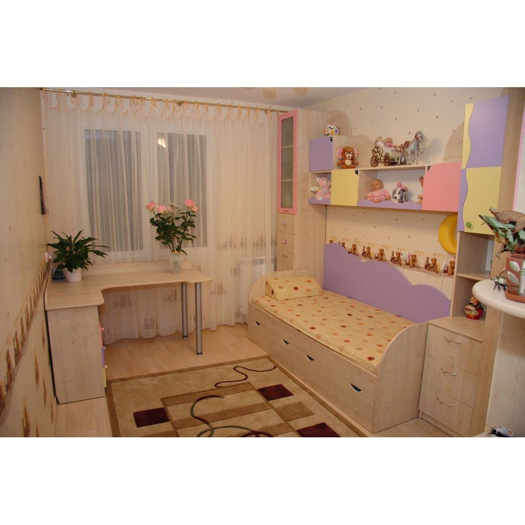 Детские комнаты в Северодвинске - 11big 3