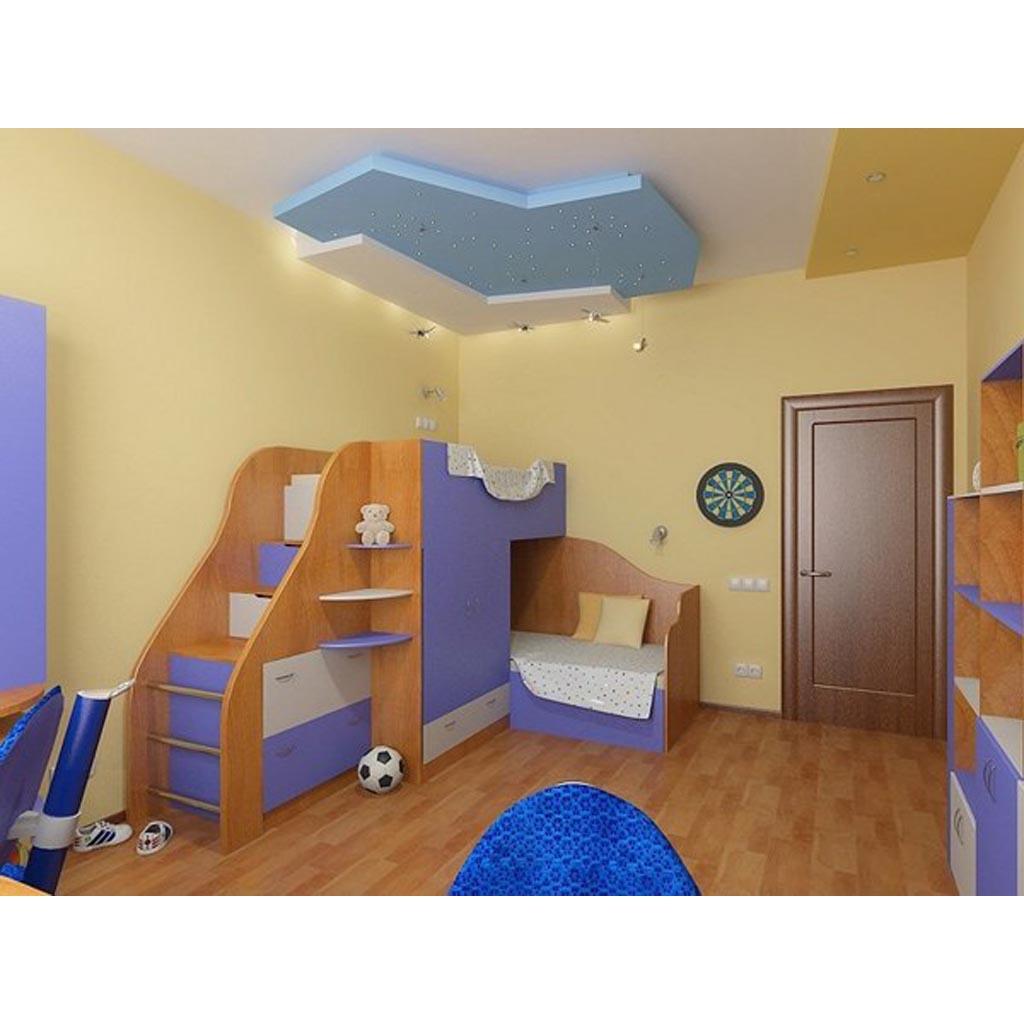 Детские комнаты в Северодвинске - 13big 4